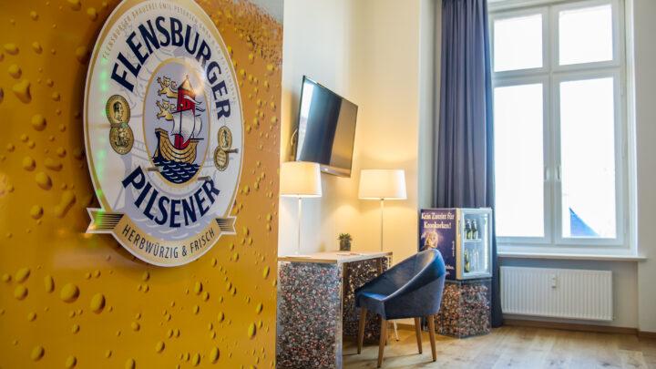 Themenzimmer Flensburger Brauerei