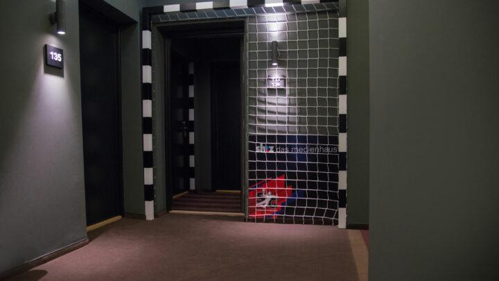 Themenzimmer SG Flensburg-Handewitt